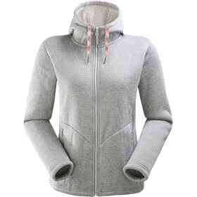 Lafuma Cali Veste à capuche Femme, heather grey/light grey